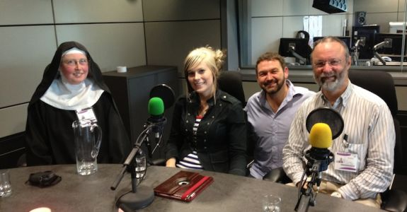 "Radio 4's ""Sunday"" programme with William Crawley"