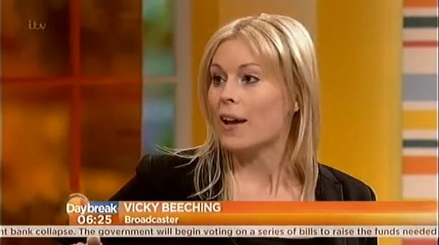 ITV's Daybreak, March 22nd 2013