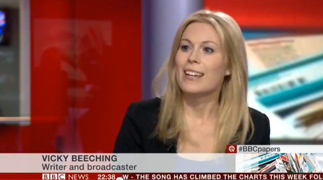 BBC News Channel, April 12th 2013