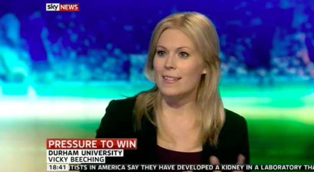 Interview on Sky News, April 15th 2013