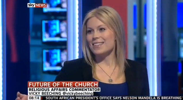 Sky News Interview, March 31st 2013