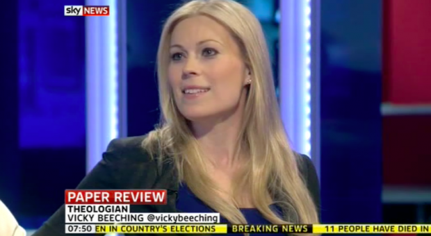 Sky News Sunrise, May 11th 2013