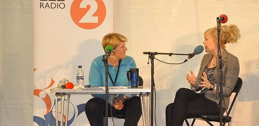 Radio 2's Clare Balding show, August 25th 2013