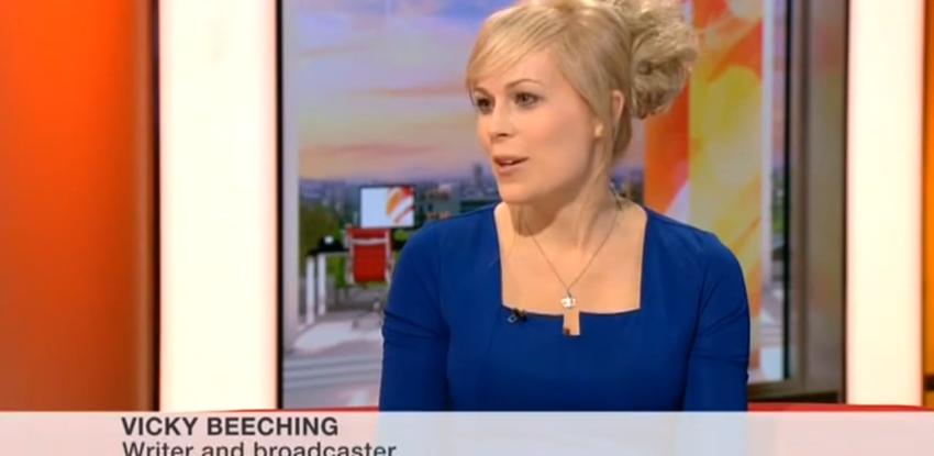 BBC1's BBC Breakfast, Oct 13th 2013