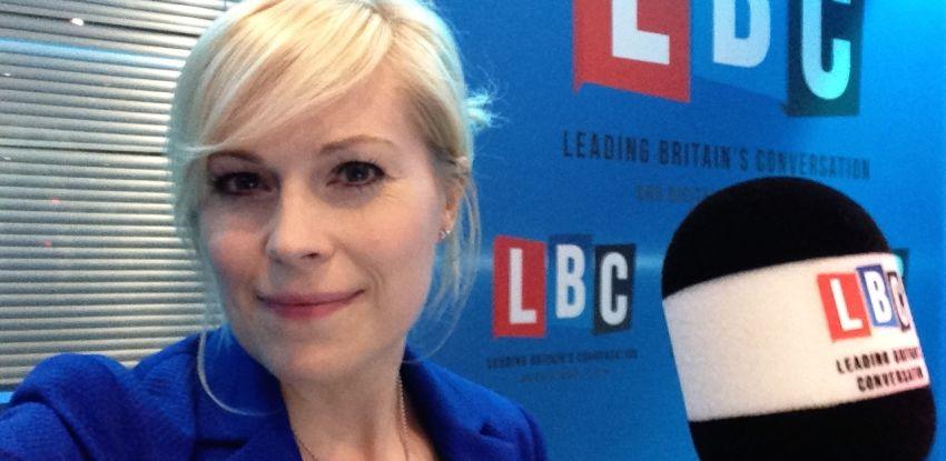 LBC Radio, April 4th 2014