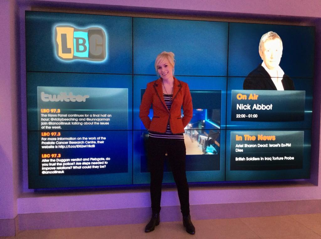 Iain Dale Show, LBC Radio, July 14th 2014 | Vicky Beeching com