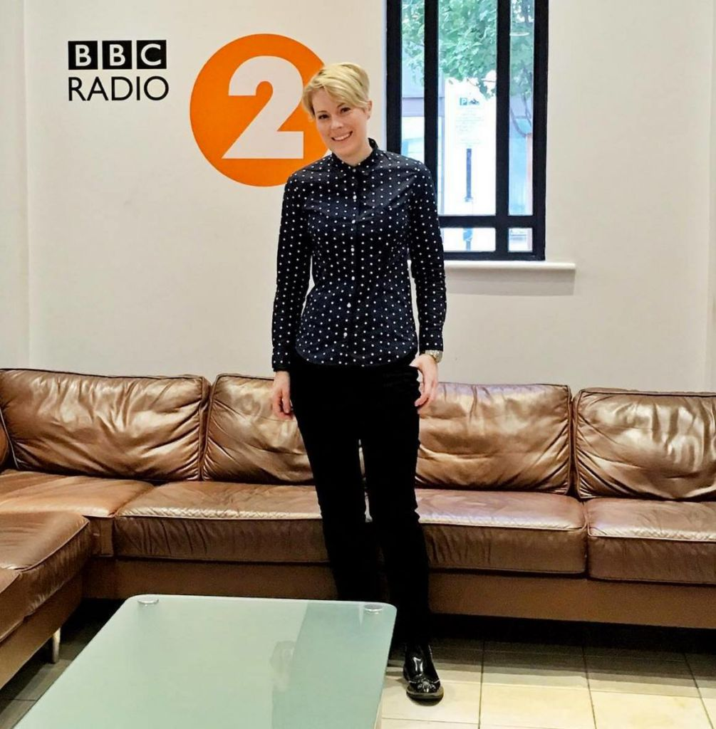 Good Morning Sunday Clare Balding : Clare balding interviews vicky on radio beeching
