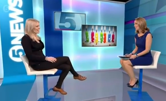 Channel 5 News, March 21st 2013