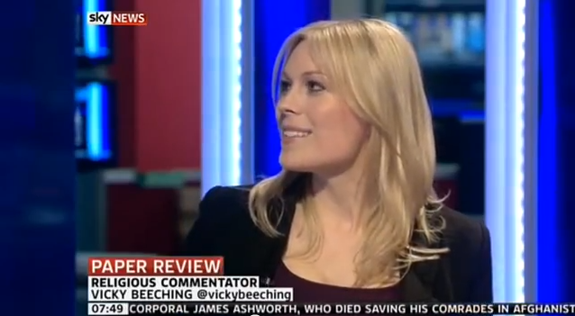 Sky News Paper Review, March 16th 2013