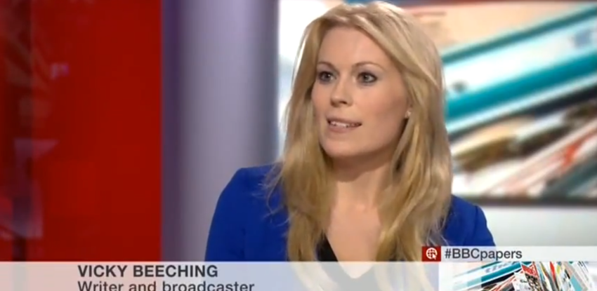 BBC News Channel, May 5th 2013
