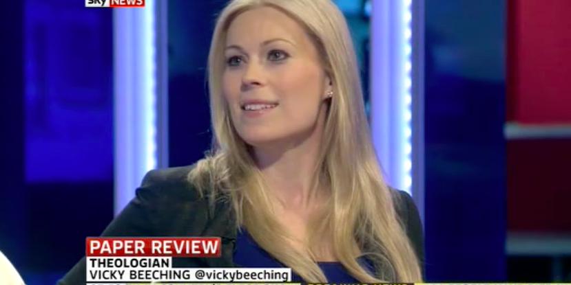 Sky News Sunrise, May 11th 2013