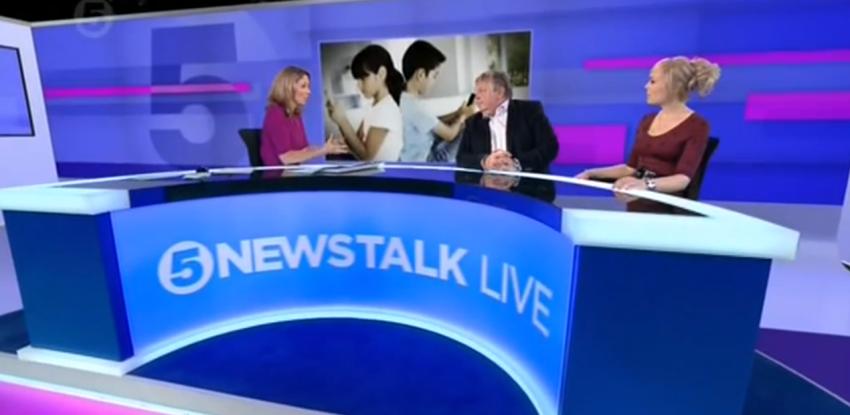 Channel 5's Newstalk, Sept 11 2013