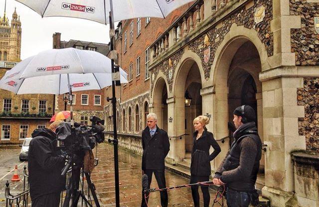 Women Bishops: BBC & Sky News, Nov 20th 2013