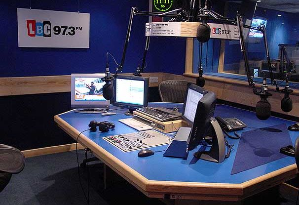 LBC Radio's Roundtable Show, Nov 29th 2013