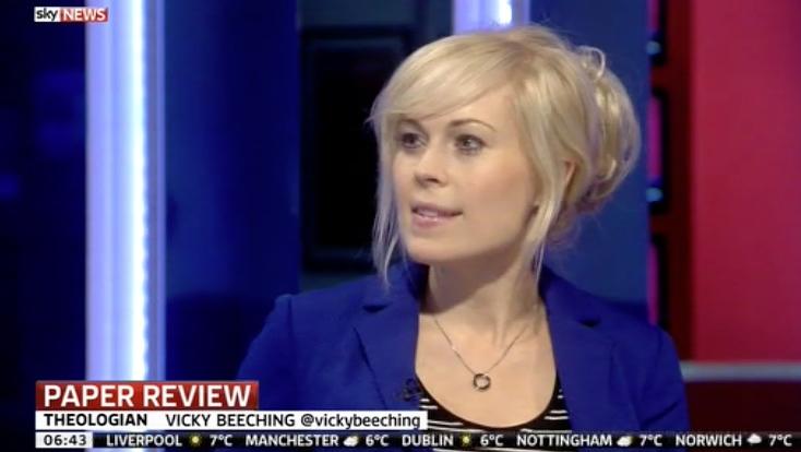 Sky News, Jan 11th 2014