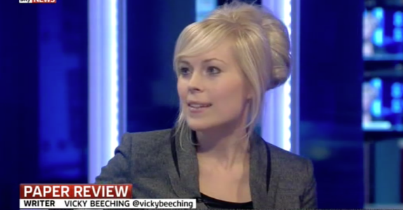 Sky News paper review, Feb 9th 2014