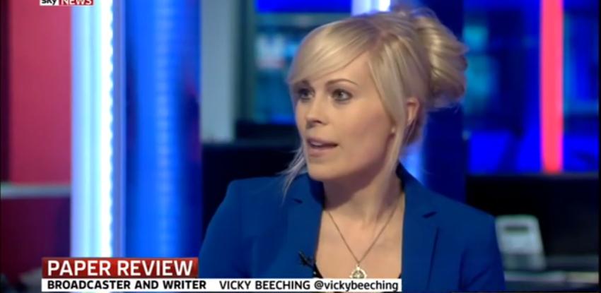 Sky News, April 13th 2014