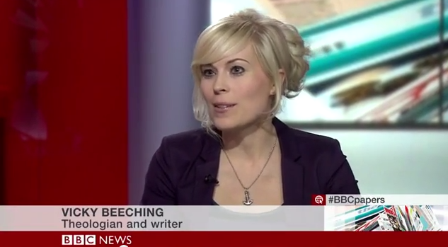 BBC News Channel, April 6th 2014